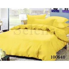 Постельное белье Selena бязь 100640 Желтый