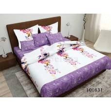 Постельное белье Selena бязь 100831 Цветочная Лиана