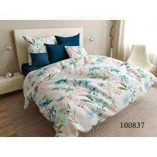Постельное белье Selena бязь 100837 Цветочное Прикосновение