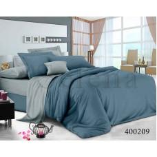 Постельное белье Selena поплин 400209 Дуэт-серый
