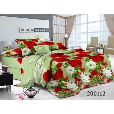 Комплект постельного белья Selena Ранфорс 200112 Анфиса