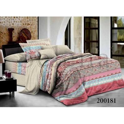Комплект постельного белья Selena ранфорс 200181 Алиса