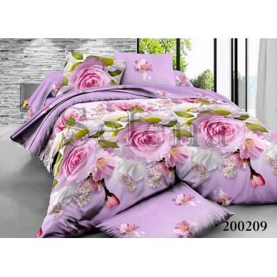 Комплект постельного белья Selena ранфорс 200209 Лето