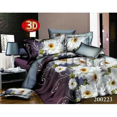 Комплект Постельное белье Selena ранфорс 200223 Агата