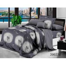 Постельное белье Selena ранфорс 200238 Одуванчик крупный