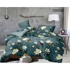Постельное белье Selena ранфорс 200240 Цветение магнолии