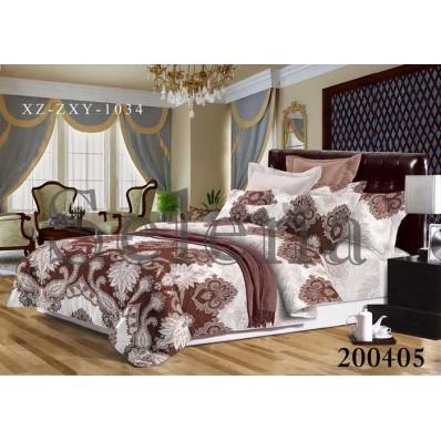 Комплект постельного белья Selena ранфорс 200405 Маркиза