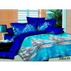 Постельное белье Selena ранфорс 200439 Парусник
