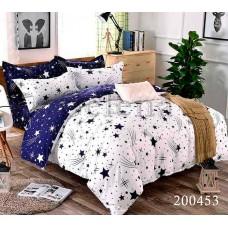 Постельное белье Selena ранфорс 200453 Россыпь Звезд