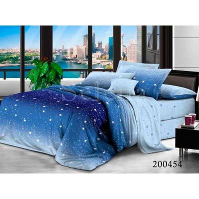 Постельное белье Selena ранфорс 200454 Ночное Небо