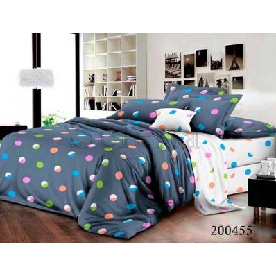 Комплект Постельное белье Selena ранфорс 200455 Конфети