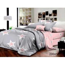 Постельное белье Selena ранфорс 200456 Звезды Амура
