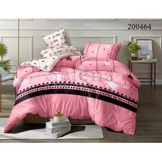 Постельное белье Selena ранфорс 200464 Розовое настроение