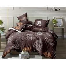 Постельное белье Selena ранфорс 200469 Шоколадная любовь