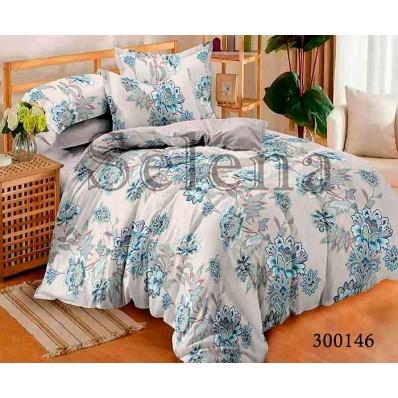 Комплект Постельного белья Selena сатин 300146 Офелия