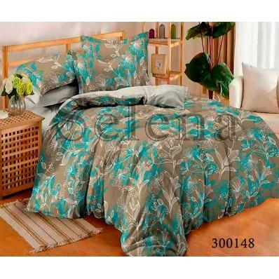 Комплект Постельного белья Selena сатин 300148 Лесная полянка
