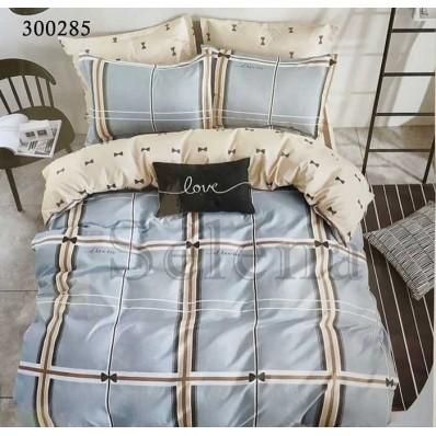 Комплект Постельное белье Selena сатин 300285 Рауль