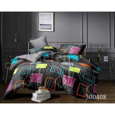 Постельное белье Selena сатин 300408 Цветная геометрия