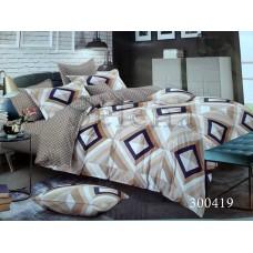 Постельное белье Selena сатин 300419 Квадро