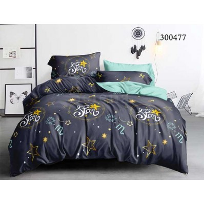 Постельное белье Selena сатин 300477 Звездный Парад