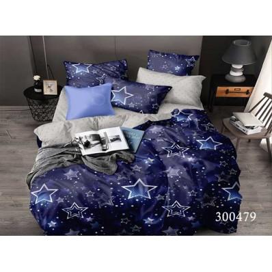 Постельное белье Selena сатин 300479 Мерцание Звезд