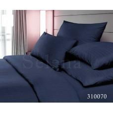 Постельное белье Selena сатин 310070 Синий