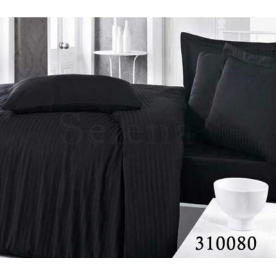 Постельное белье Selena сатин 310080 Черный