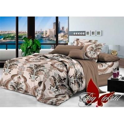 Комплект постельного белья с компаньоном TM Tag-tekstil поплин 1708