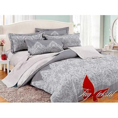 Комплект постельного белья с компаньоном TM Tag-tekstil поплин PC051