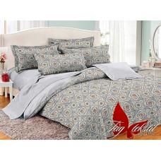Комплект постельного белья с компаньоном TM Tag-tekstil поплин PC052