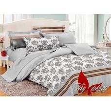 Комплект постельного белья с компаньоном TM Tag-tekstil поплин PC055