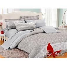 Комплект постельного белья с компаньоном TM Tag-tekstil поплин PC058