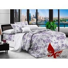 Комплект постельного белья с компаньоном TM Tag-tekstil поплин PL002