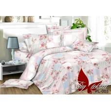 Комплект постельного белья с компаньоном TM Tag-tekstil поплин PL003