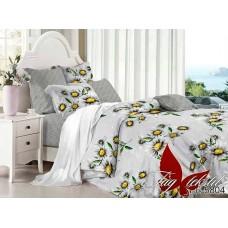 Комплект постельного белья с компаньоном TM Tag-tekstil поплин PL5804
