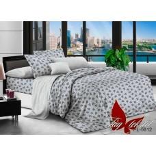 Комплект постельного белья с компаньоном TM Tag-tekstil поплин PL5812