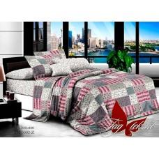 Комплект постельного белья с компаньоном TM Tag-tekstil поплин TM-5002Z