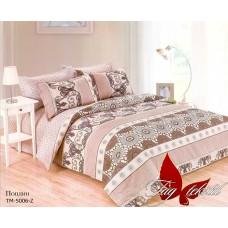 Комплект постельного белья TM Tag-tekstil поплин TM-5006Z