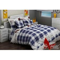 Комплект постельного белья TM Tag-tekstil R2068 blue