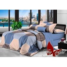 Комплект постельного белья с компаньоном TM Tag-tekstil R2989
