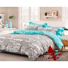 Комплект постельного белья с компаньоном TM Tag-tekstil R3066