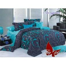 Комплект постельного белья с компаньоном TM Tag-tekstil Лазурит r376