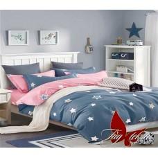 Комплект постельного белья с компаньоном TM Tag-tekstil R4131