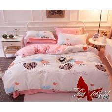 Комплект постельного белья с компаньоном TM Tag-tekstil R4136