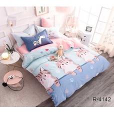 Комплект постельного белья с компаньоном TM Tag-tekstil R4142