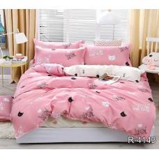 Комплект постельного белья с компаньоном TM Tag-tekstil R4143