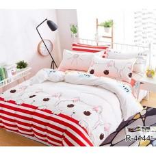 Комплект постельного белья с компаньоном TM Tag-tekstil R4144