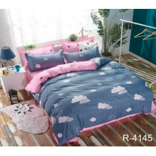 Комплект постельного белья с компаньоном TM Tag-tekstil R4145
