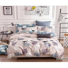 Комплект постельного белья с компаньоном TM Tag-tekstil R4151