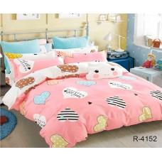 Комплект постельного белья с компаньоном TM Tag-tekstil R4152